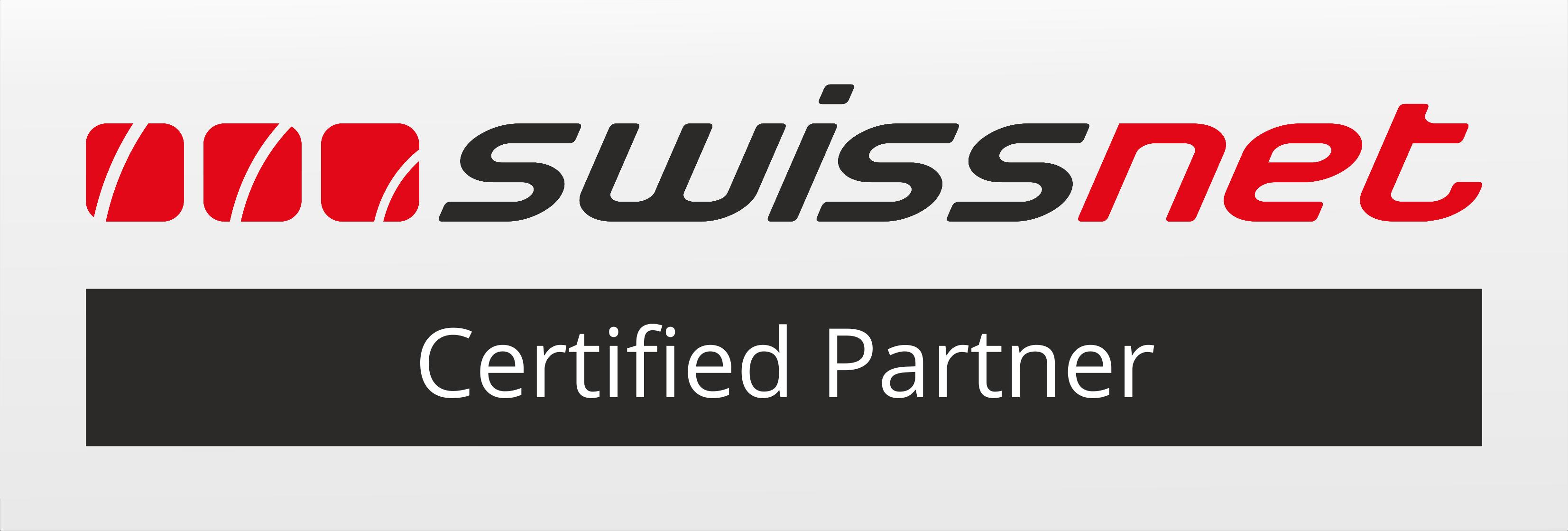 DatACT GmbH ist zertifizierter Partner Swissnet Telecommunication AG